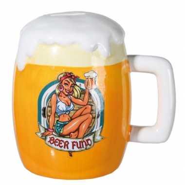 Bier spaarpot bier fonds