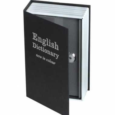 Geheim bewaarboek Engels woordenboek