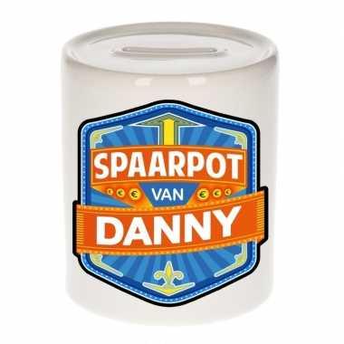 Kinder spaarpot voor danny