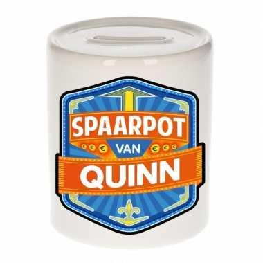 Kinder spaarpot voor quinn