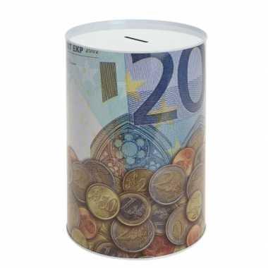 Spaarpot 20 euro biljet