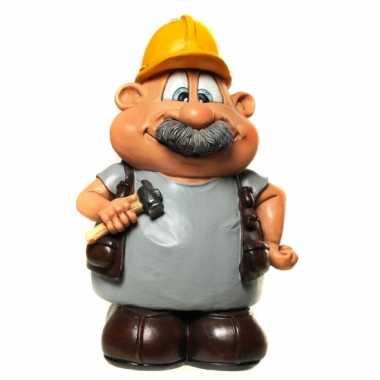 Spaarpot bouwvakker