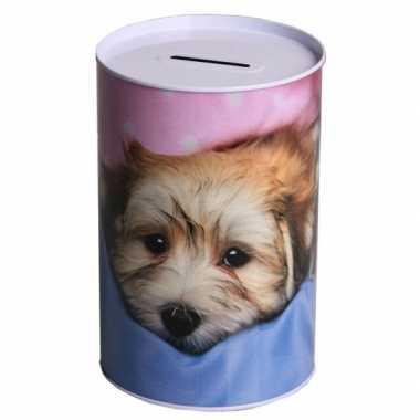 Spaarpot honden 15 cm type 2