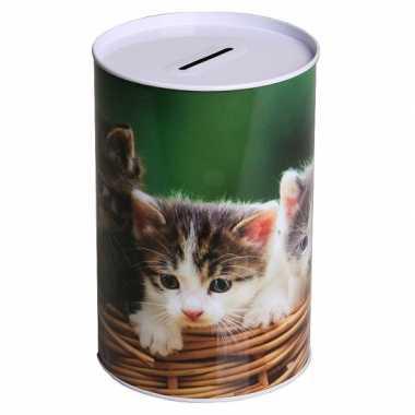 Spaarpot katten 15 cm type 3