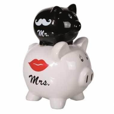 Spaarpot Mr en Mrs