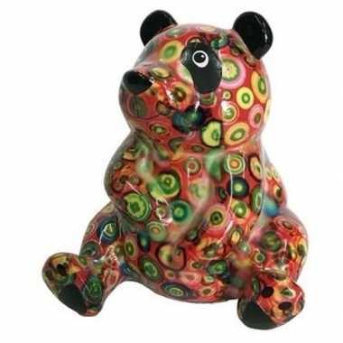 Spaarpot panda type 6 15 cm