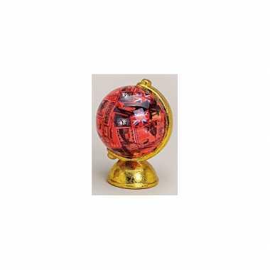 Spaarpot rode globe