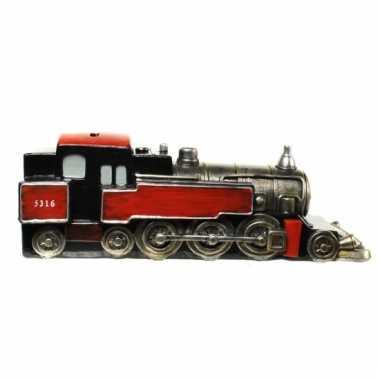 Spaarpot rode trein