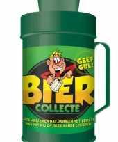 Bier collecte bus