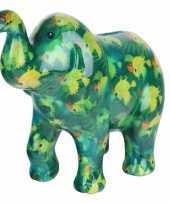Spaarpot olifant 20 cm type 1
