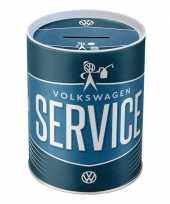Spaarpot volkswagen service